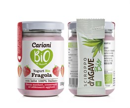 YOGURT ALLA FRAGOLA BIO G. 150